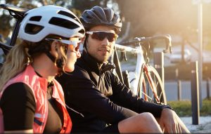 Cycling sun protection