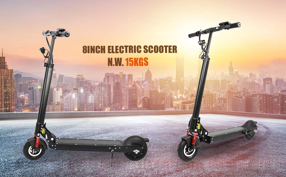 electric scooter brushless motor