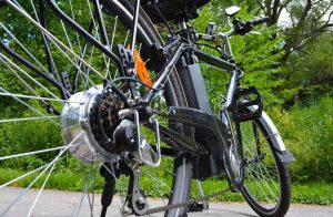 electric cycle